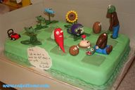 Fun Cake Designs: Pl