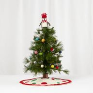 Wee Christmas Tree f