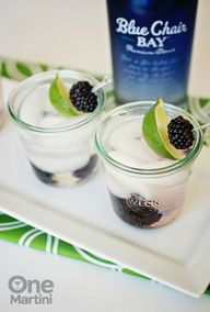 blackberry lime rum