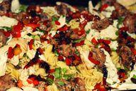 Super healthy pasta