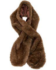 Tara Fur Collar: A f