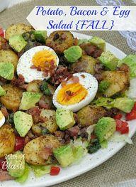 Perfect Fall salad,