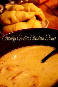 Creamy Garlic Chicke