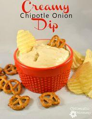 Creamy Chipotle Onio