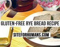 Gluten-Free Rye Brea