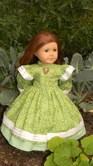 18 inch Doll Gown Gr
