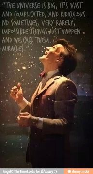 Doctor who quote. I