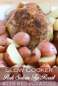 Slow Cooker Pork Sir