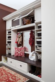 Entryway Storage Ideas