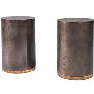 Pair of Steel Drum T