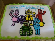 Yo Gabba Gabba party