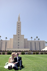 The LDS Bride: Los A