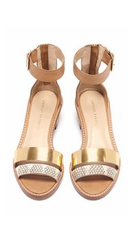 Strappy sandals by L