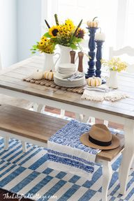 Fall Home Tour - The