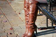 Botas de mujer de ca...