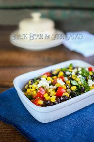 Black Bean and Corn