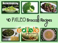 40 Broccoli Recipes