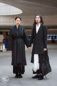 Seoul couple