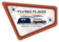 Flying Flags - near
