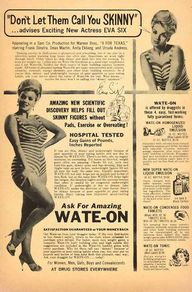 Wate-On Ad.