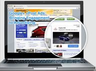 Google+ +Post Ads: B