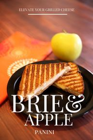 Brie and Golden Appl