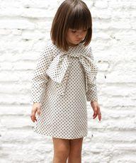 Mini fashionista.