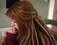 #dreads #dreadlocks