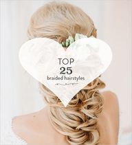 25 Braided Wedding H