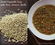 Lentil Vegetable Sou
