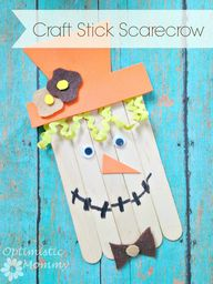 Fun Fall Craft: Craf