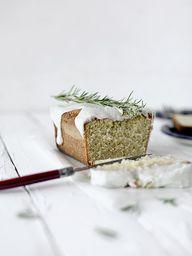 Rosemary loaf cake b