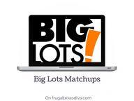 Big Lots #Matchups -