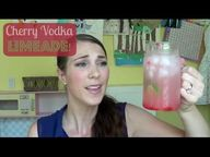 ▶ Cherry Vodka Limea