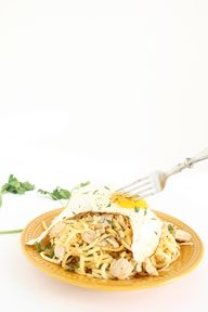 Parsnip Noodles with