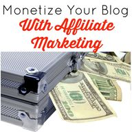 Monetize Your Blog W