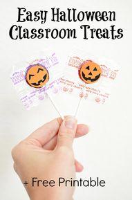 Easy Halloween Class