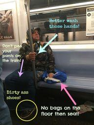Basic #NYC sanitary