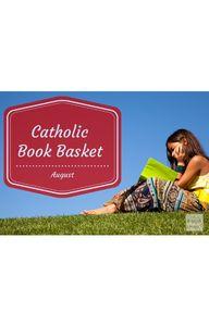 Catholic Book Basket...