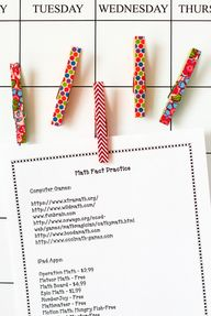 Clothespin Magnets -