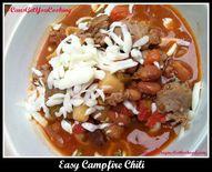 Campfire Chili Recip