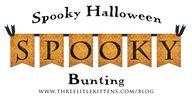 Spooky Halloween Bun