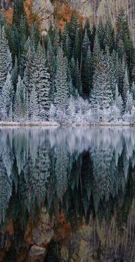 Bear Lake in Rocky M