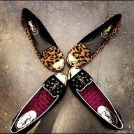 Leopard or stars? YSL chez Colette