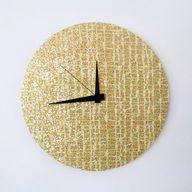 Large Wall Clock, Gl