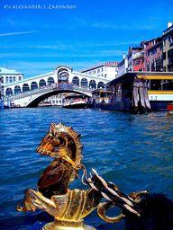 Venice, Italy. #trav