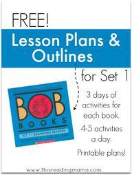 FREE Lesson Plans an