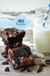 Oreo Brownies Recipe