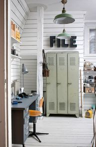 Vintage Locker. Use...