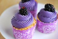 Blackberry Buttercre